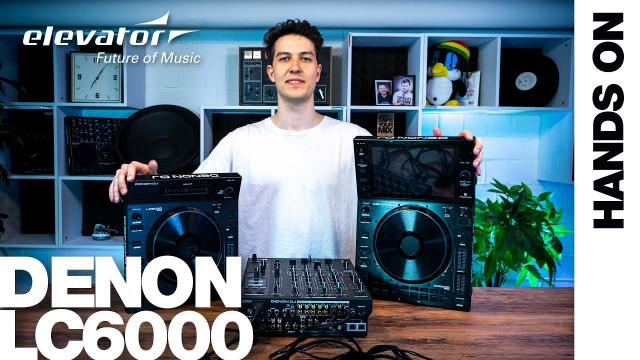 Hands On: Denon DJ LC6000 PRIME | Sub-Layer DJ-Controller