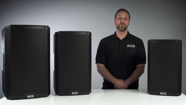Introducing the TS2 Series loudspeakers from Alto Professional