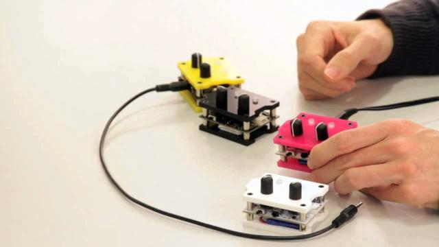 Patchblocks Programmable Mini Synths