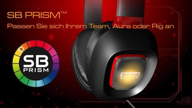 Sound Blaster Tactic3D Rage Wireless - Spitzenklang zum kleinen Preis - DE