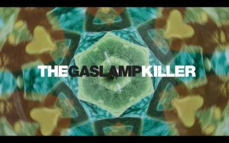 Gaslamp Killer 'BREAK STUFF' Serato Pressing