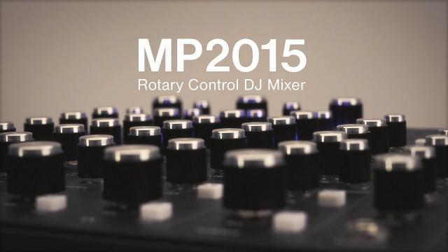 RANE MP2015 Rotary Mixer Overview