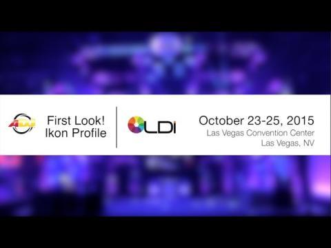 First Look - ADJ Ikon Profile