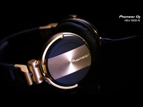 Pioneer DJ HDJ-1500-N Official Introduction