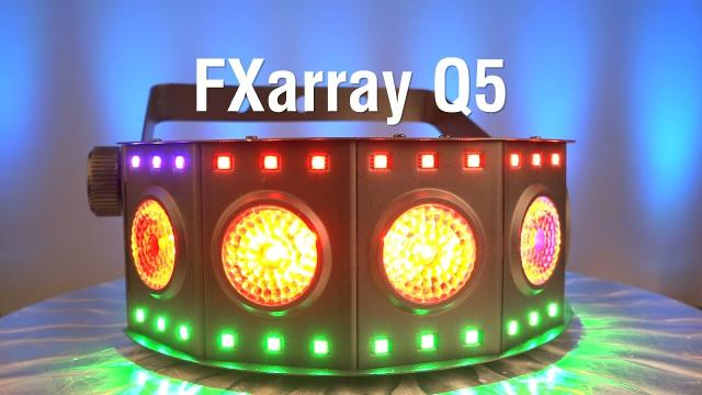 FXarray Q5 by CHAUVET DJ