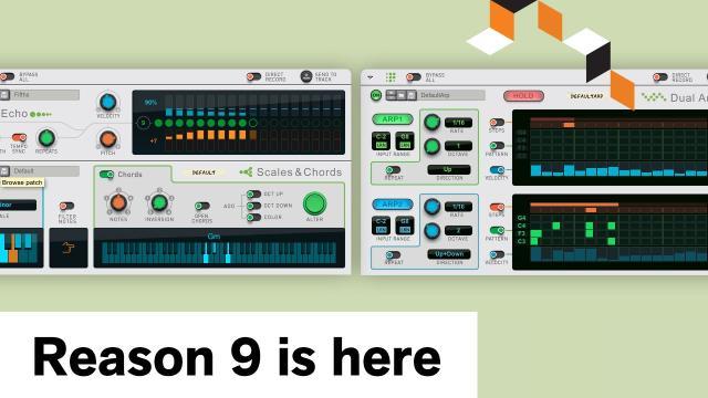 Announcing Reason 9!