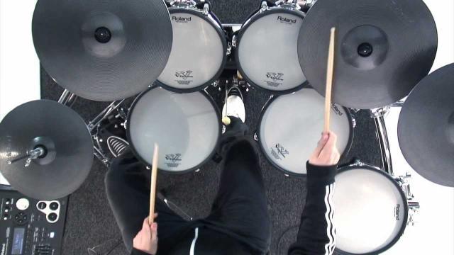TD-30KV V-Drums Kit Examples with Craig Blundell - Part 1