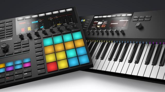 Discover the next generation of MASCHINE and KOMPLETE KONTROL | Native Instruments