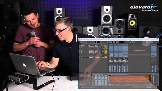Elevator Vlog - Folge 33 - Teil 1: DJ TechTools Midi Fighter 3D mit Ableton
