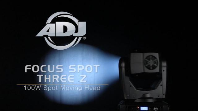 ADJ Focus Spot Three Z