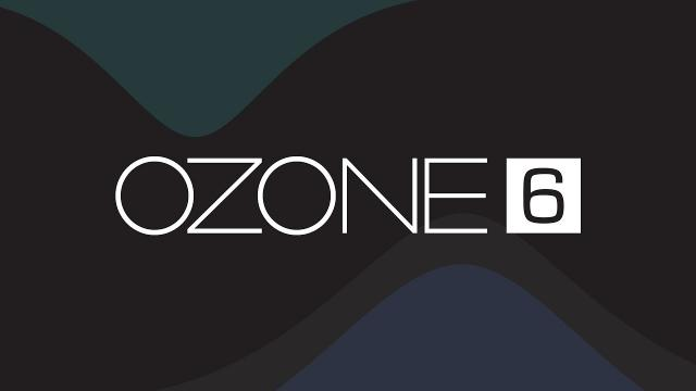 Coming Soon: Ozone 6. Complete mastering system.