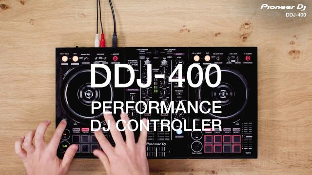 Pioneer DJ DDJ-400 Official Introduction