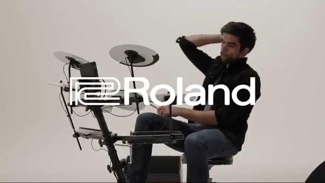 V-Drums Quality for Practice, Learning, and Fun - Roland TD-1KV V-Drums