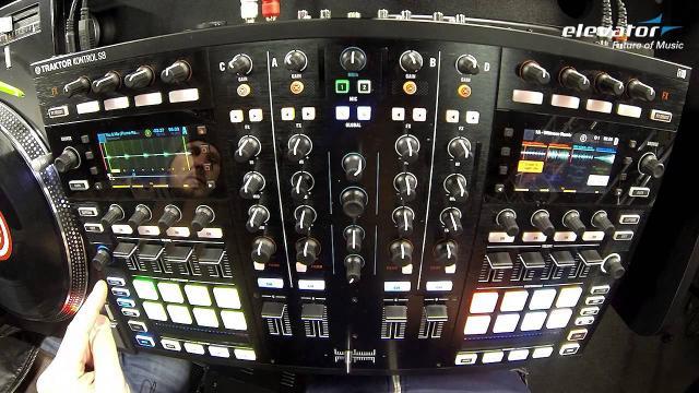 Elevator Vlog - Folge 56: Native Instruments S8 (deutsch)