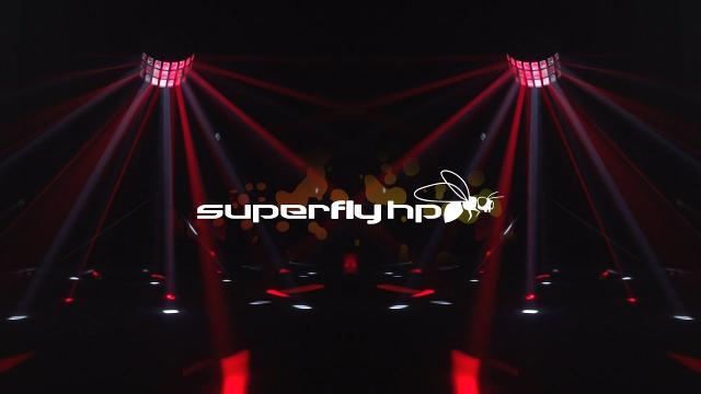 Cameo SUPERFLY HP - 5 x 10 Watt RGBWA Highpower LED effect