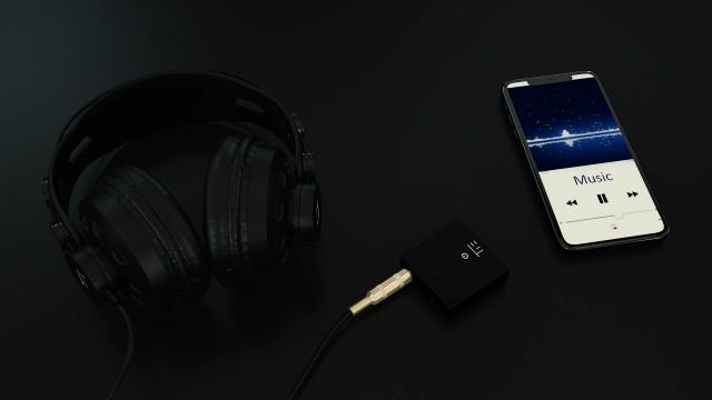 Tie Audio -  Mobile Bluetooth Transmitter/Receiver (TBT1)