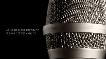 AKG C636 Product Overview