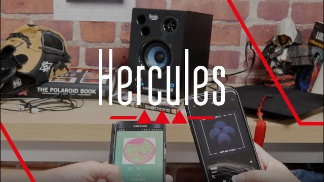 Hercules   DJSpeaker32 SMART