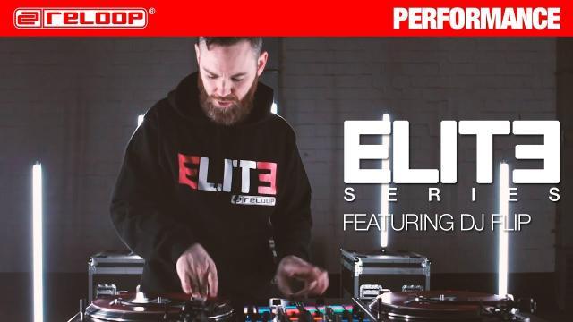 Reloop RP-8000 MK2 & ELITE feat. DJ Flip (Performance)
