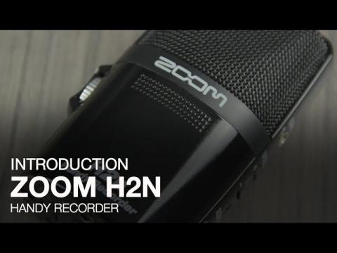 Zoom H2n: Introduction