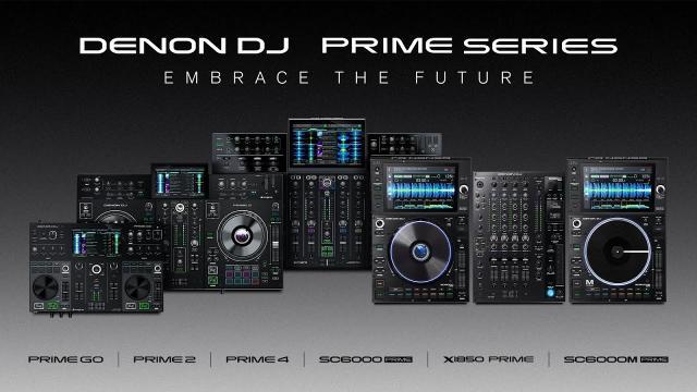 Denon DJ PRIME Series - Meet The Family