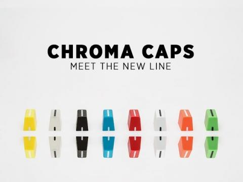 DJTT Chroma Caps - High Quality Knobs and Faders