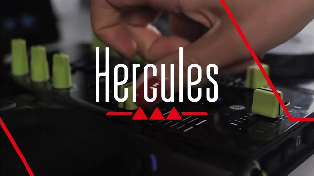 Hercules DJControl Air for iPad® - Overview