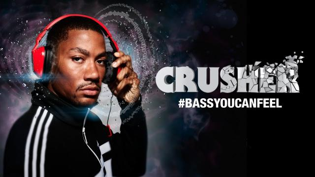 Derrick Rose x Crusher | Skullcandy