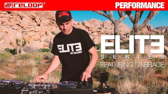 Reloop RP-8000 MK2 & ELITE feat. DJ Brace (Performance)