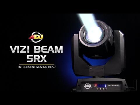 Vizi Beam 5RX (Sneak Peek)