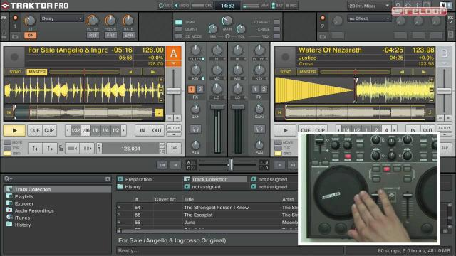 Digital Jockey 2: Tutorial 08 - Jog Wheel Modi (DEUTSCH)