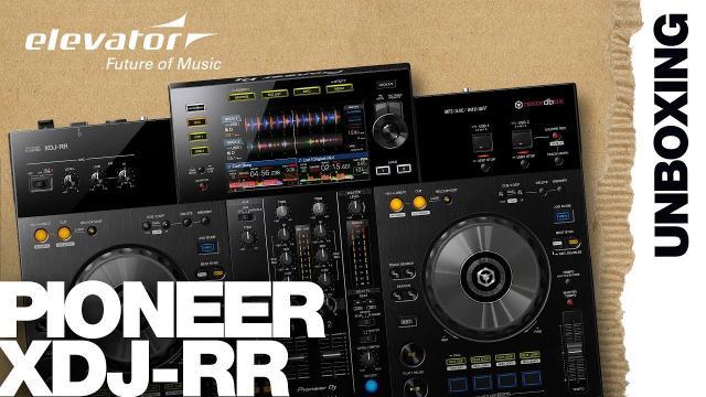 Pioneer XDJ-RR - DJ Media Player - Unboxing