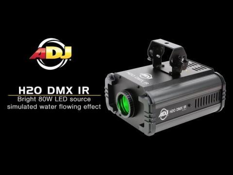 ADJ H2O DMX IR