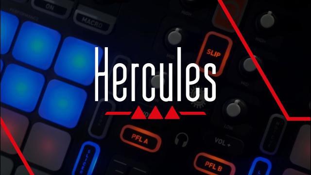 Hercules P32 DJ - Overview