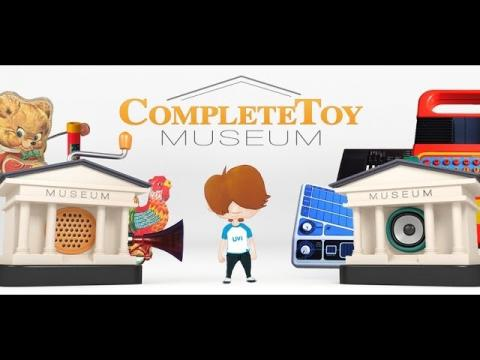Complete Toy Museum | Official Trailer UVI