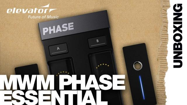MWM PHASE Essential - Unboxing & How to connect (deutsch)