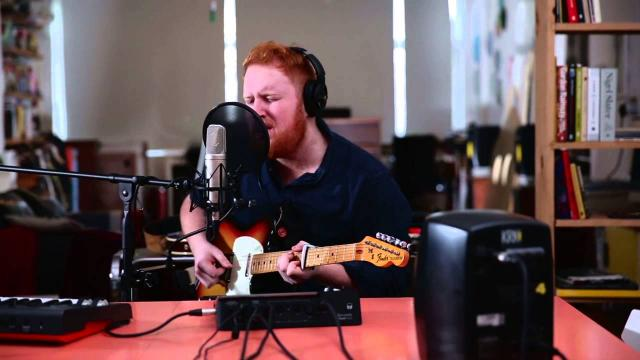 Focusrite // Recording Gavin James with iTrack Dock