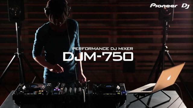 DJM-750 Official Walkthrough