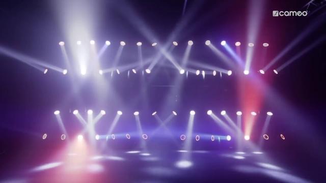 Cameo MOVO® BEAM 100 - Lightshow