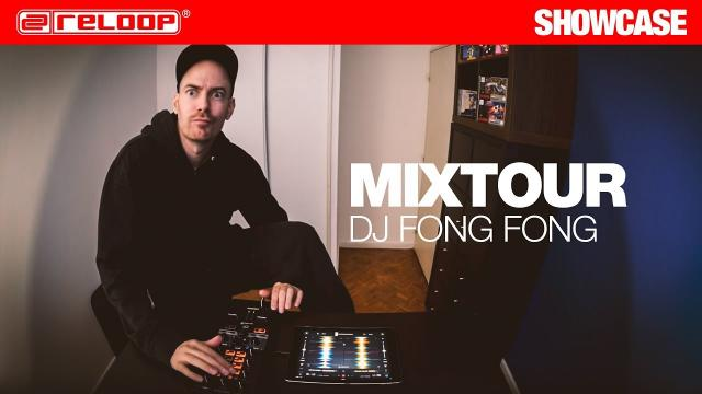 Reloop Mixtour DJ Controller - Incredible iPad Scratch Routine By DJ Fong Fong (Routine)