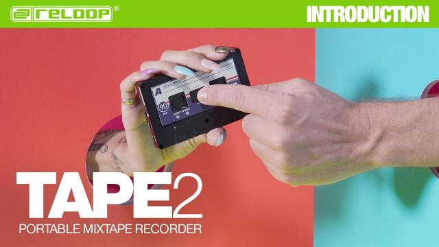 Reloop TAPE 2 – The digital Mixtape for DJs (Introduction)