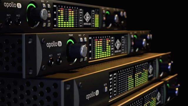 Meet the New Apollos from Universal Audio