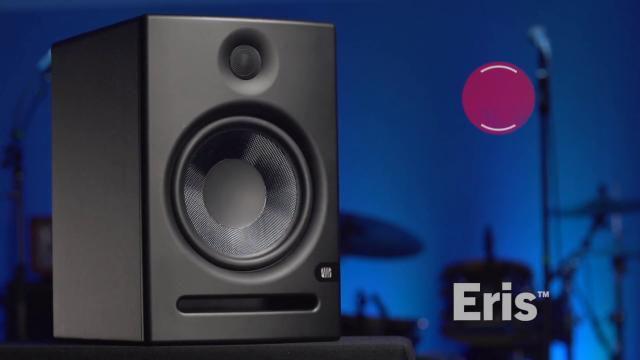 PreSonus—Eris Studio Monitors
