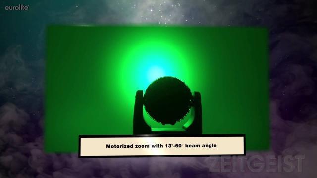 EUROLITE Zeitgeist TMH-360Z.i