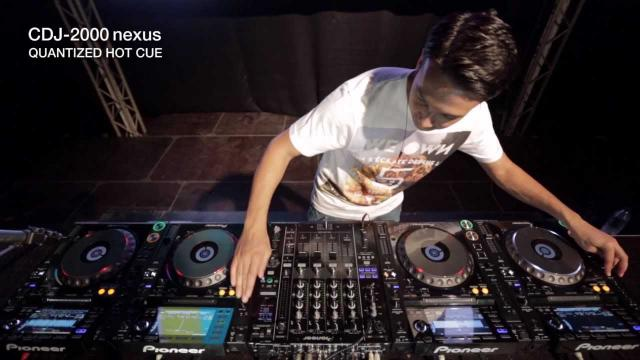 CDJ-2000nexus Laidback Luke Performance