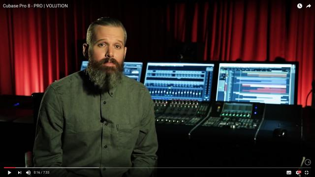 Advanced Music Production System | Cubase Pro 8 Promo Video