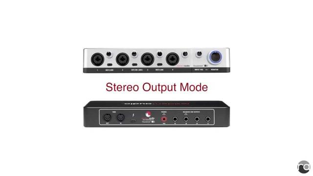 Resident Audio T4 Output Tutorial