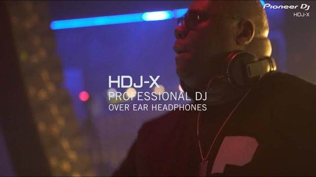 Pioneer DJ HDJ-X over-ear DJ headphone models – Deeper Connection