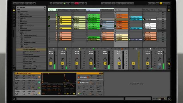 What is Ableton Live?