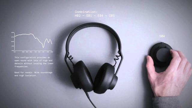 TMA-2 Modular Sound Configuration